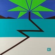 Tropical Contemporary Art Design #1