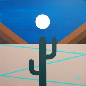 Desert Abstract Design #1