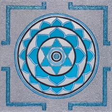 Painted Prayers - Enlightenment Yantra.Small J-PEG