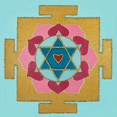 Painted Prayers - Love Yantra.Small J-PEG