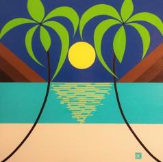 Palm Sun-Day Reflection (1)