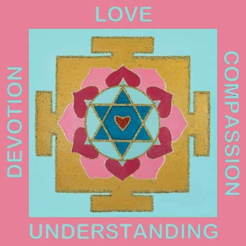 Painted Prayers - Love Yantra.Small with words J-PEG